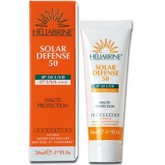 Heliabrine Solaires SOLAIRE DEFENSE 50 - Protection Extreme 5