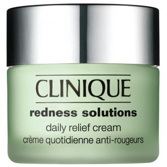 Clinique REDNESS SOLUTIONS DAILY RELIEF CREAM - Crème Quotidienne Anti-Rougeurs 10