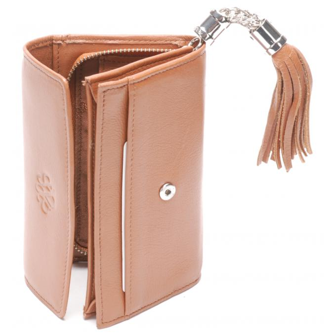 Porte monnaie avec pompom cuir et sac main arthur aston womancorner - Porte monnaie arthur et aston ...