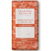 Crabtree & Evelyn - Savon Grenade Peau Grasse - Crabtree and evelyn cosmetiques
