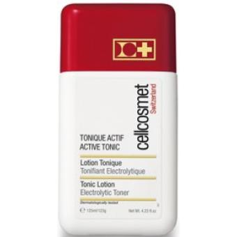 Cellcosmet LOTION TONIQUE ACTIVE - Nettoyant & Demaquillant 10