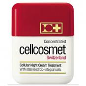 Cellcosmet - CONCENTRE NUIT - Soin anti rides anti age