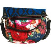 Desigual Maroquinerie - SAC BANDOULIERE NEW ZEALAND – Demi lune - Maroquinerie