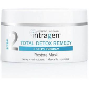 Intragen Total Detox Remedy Masque Cheveux - Detoxifiant et Anti-Pollution 10