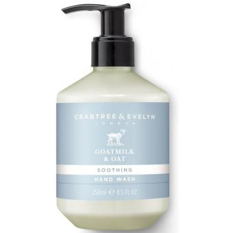 Crabtree & Evelyn Savon Liquide Goatmilk - Nettoyant Apaisant 10