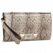 Guess Maroquinerie - Pochette Fall in Love -Effet Python - Maroquinerie guess femme