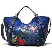 Desigual - Sac Bowling A Motifs Loverty - Maroquinerie femme