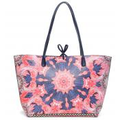 Desigual - Sac shopping - Soldes cosmetiques sac portefeuille femme