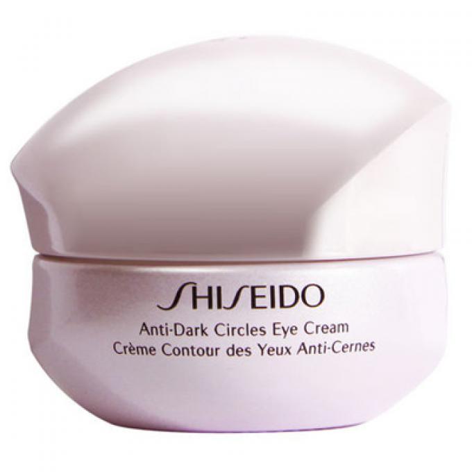 creme contour des yeux action anti cernes anti cerne et cr mes yeux shiseido. Black Bedroom Furniture Sets. Home Design Ideas