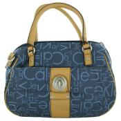 Calvin Klein and CK Jeans - SAC SATCHEL DENIM JACQUARD -