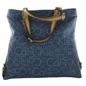 Calvin Klein and CK Jeans - SAC SHOPPING DENIM JACQUARD -