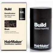 Hairmaker - DENSIFICATEUR CAPILLAIRE BUILD, Cheveux Bruns - Coloration Cheveux