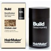 Hairmaker - DENSIFICATEUR CAPILLAIRE BUILD, Cheveux Châtains Clairs - Coloration Cheveux