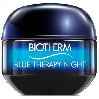 Blue Therapy Night - Crème Anti-Ride Nuit - Biotherm