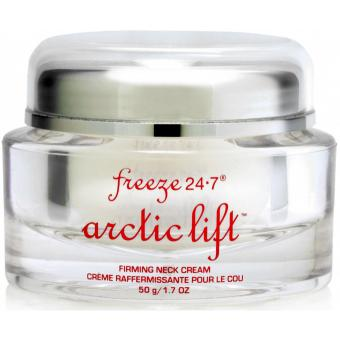 ARCTICLIFT™ CREME RAFFERMISSANTE COU & DECOLLETE - Retend et Hydrate la Peau - Freeze 24.7