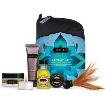 kamasutra Kit Complet Format Voyage - The Getaway Kit 10