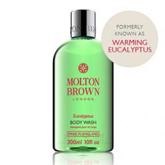 Molton Brown Bain douche réconfortant Eucalyptus 10