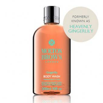 Molton Brown Bain douche délicieux Gingerlily 10