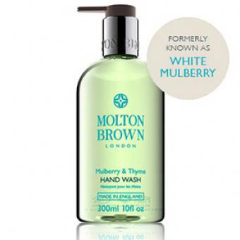 Molton Brown Nettoyant pour les mains Mulberry & Thyme 10