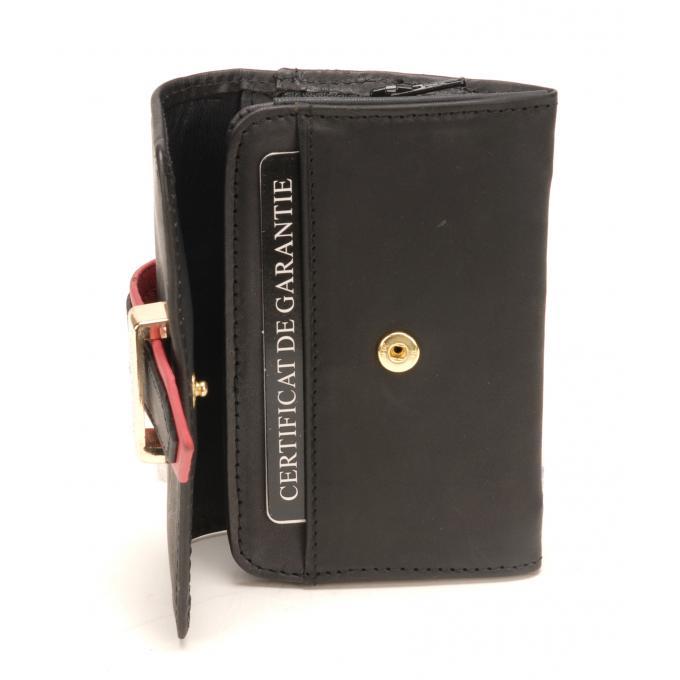 295f54da78a Arthur   Aston Porte monnaie et cartes - cuir vachette 10 · Arthur   Aston  Noir 20