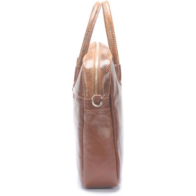 Porte document avec bandouli re cuir et sac main arthur aston womancorner - Porte document arthur et aston femme ...