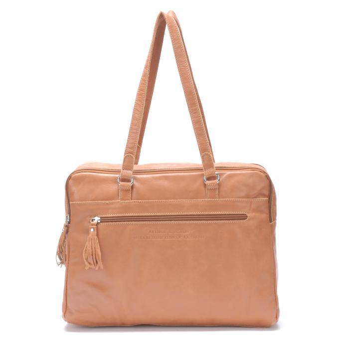 Porte document chic cuir de vachette et sac main arthur aston womancorner - Porte document arthur et aston femme ...