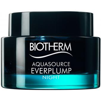 Biotherm Aquasource Everplump Night Masque de Nuit - Repulpe et Ressource 10