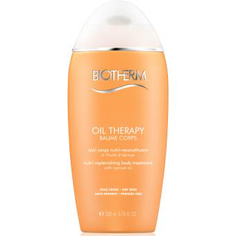OIL THERAPY BAUME NUTRITION INTENSE CORPS 200ML Peau Sèche