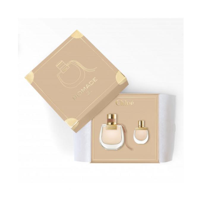 Coffret Chloe Nomade Edp 50ml Mini 5ml Parfum Chloé Parfums