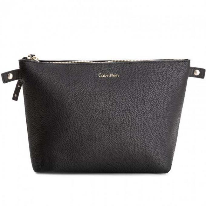 Klein Siglé Calvin Moyen Shopping Cabas Cuir Sac Et wqSXUtx