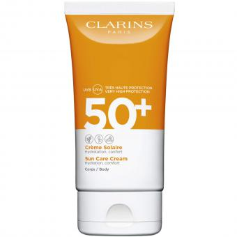 Clarins Solaires CREME SOLAIRE SPF50+ CORPS 10