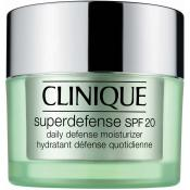 Clinique - SUPERDEFENSE SPF20 PEAU MIXTE A GRASSE 50ML - Soin visage clinique