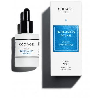 Codage SERUM N°1 VISAGE HYDRATATION INTENSE 40