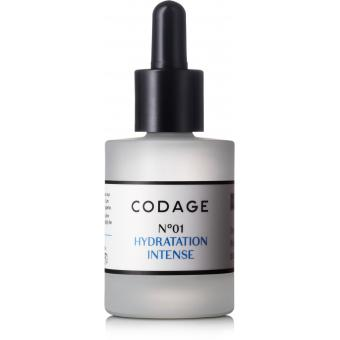Codage SERUM N°1 VISAGE HYDRATATION INTENSE 10