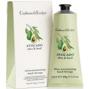 Crabtree & Evelyn - Crème Mains Hydratante Avocat -