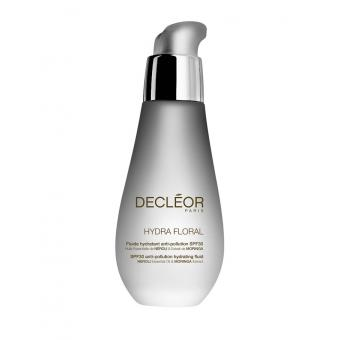 Decleor Hydra Floral Fluide Hydratant Anti-Pollution SPF 30 10
