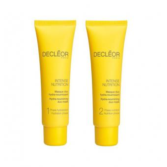 Decleor Intense Nutrition Masque Duo 10