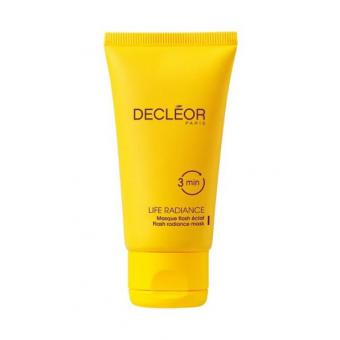 Decleor Life Radiance Masque Flash Éclat 10