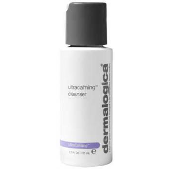Gel crème nettoyant UltraCalming format voyage