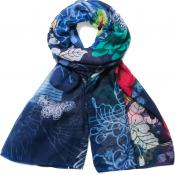 Desigual - Foulard Rectangle BOHO MIX - Bonnets, écharpes & gants