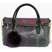 Desigual - Sac à Main Loverty KA - Sac seau, bourse & hobo