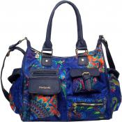 Desigual - Sac Cabas Medium London - Maroquinerie femme
