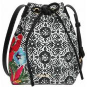Desigual - SAC SCEAU BANDOULIERE- Lugano Eixample Tropical - Promos Soins & Maroquinerie