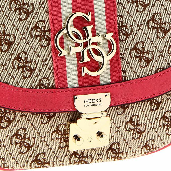 e4559d1032 GUESS VINTAGE CROSSBODY FLAP - Sac bandoulière porté croisé Guess ...