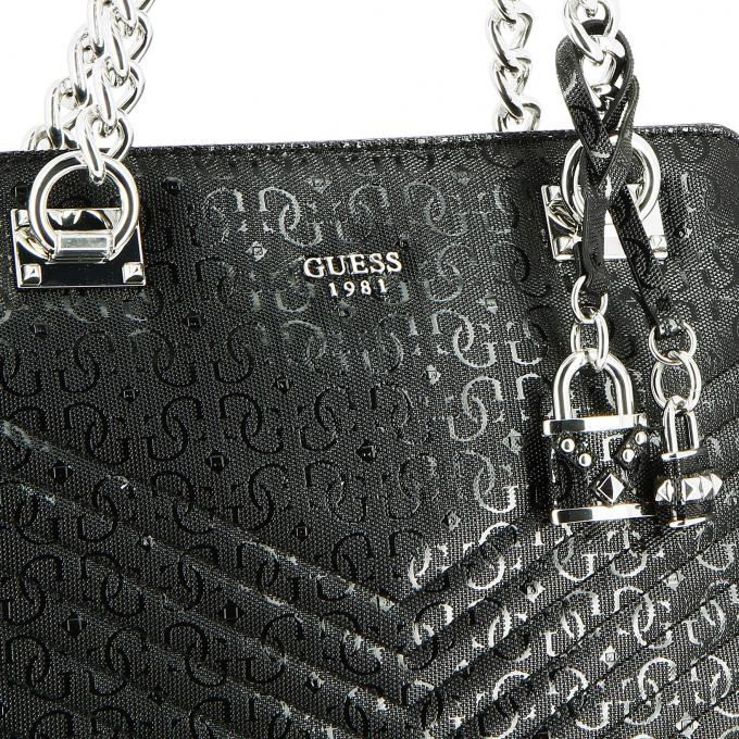 7267ac438e Sac Cabas Halley - Siglé Guess - Sac Cabas et Shopping Guess ...