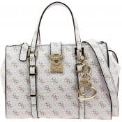 Guess Maroquinerie - Sac Cabas Joslyn Zippé - Maroquinerie guess femme