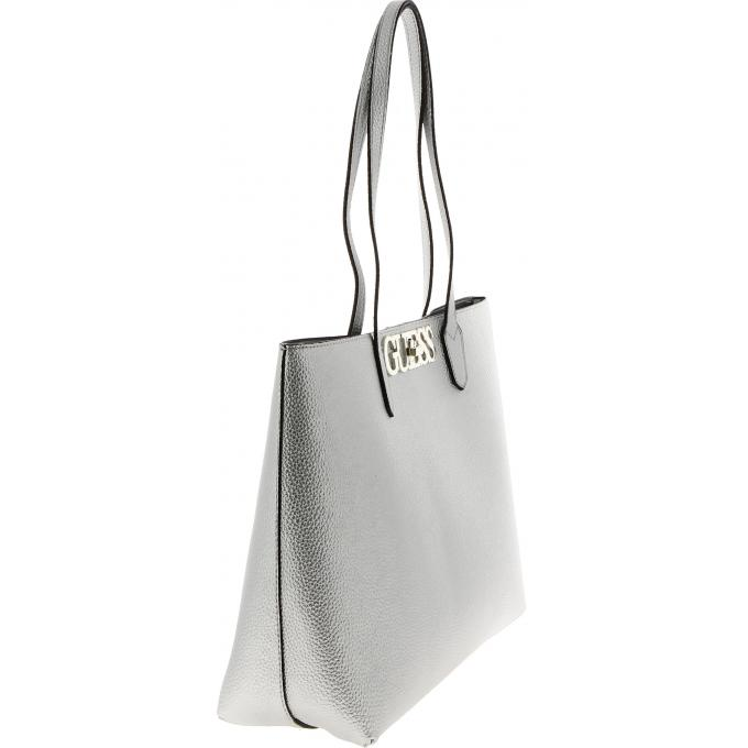 54013aa203 UPTOWN CHIC BARCELONA TOTE - Sac Cabas et Shopping Guess Maroquinerie