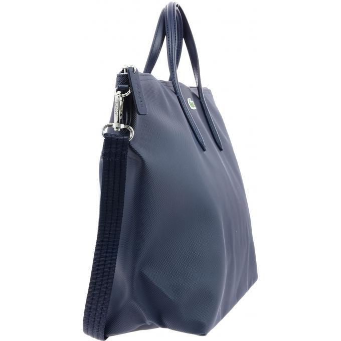 Grand Sac Bandoulière Bleu Marine : Grand sac ping avec bandouli?re l concept