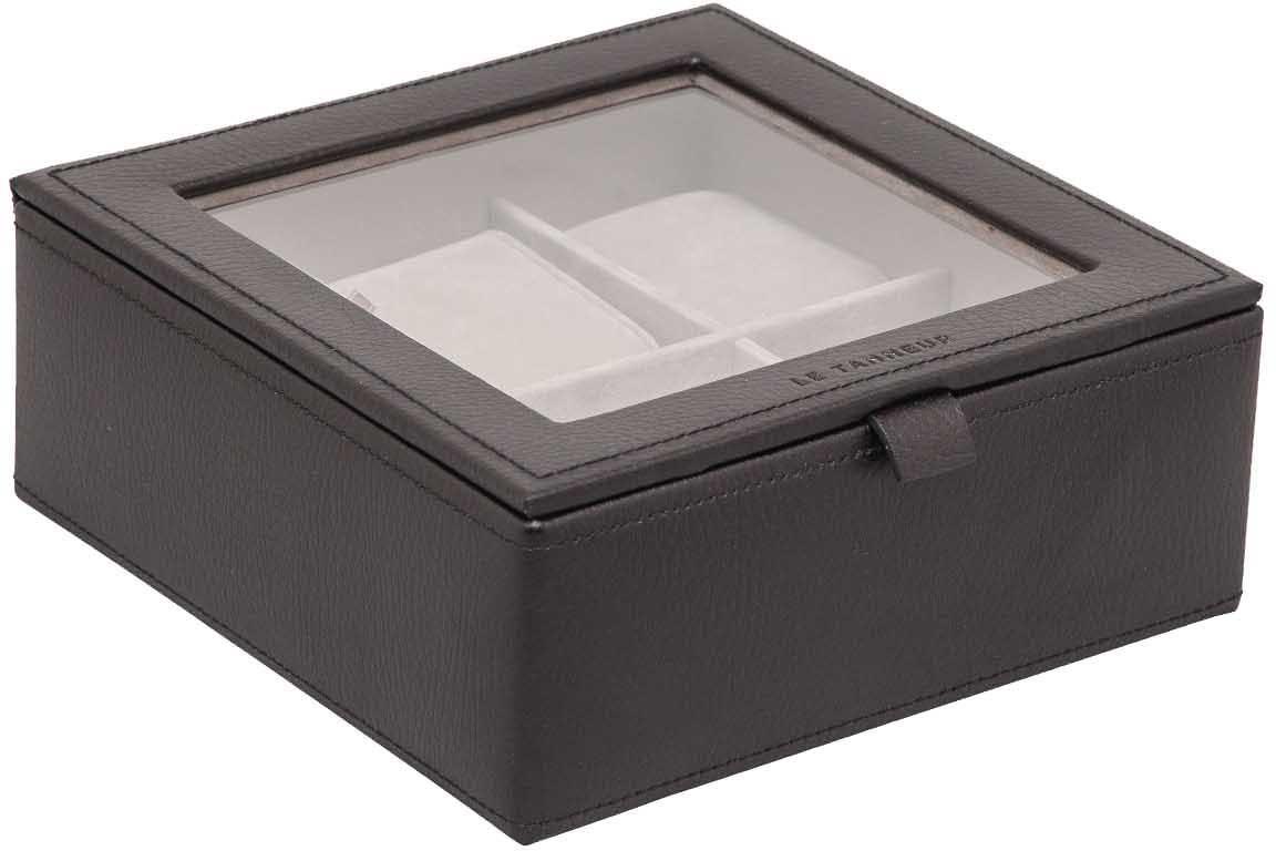 boite a bijoux montre homme. Black Bedroom Furniture Sets. Home Design Ideas