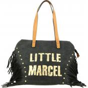 Little Marcel - Sac à Main à Franges Victoire - Sac seau, bourse & hobo